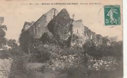 ** 46  ***  Abbaye De Saint Leobard Salviac Environs De St Martial - TB - France
