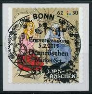 BRD 2015 Nr 3136 FB ESST Zentrisch Gestempelt X840982 - [7] République Fédérale