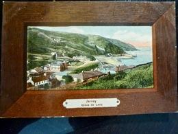 CARTE POSTALE _ CPA VINTAGE : ISLAND Of JERSEY _ Grève De Lecq      // CPA.L.GBUSA.95.22 - Andere