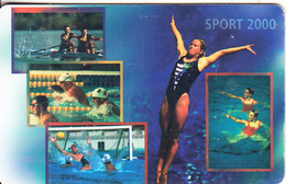 SOUTH AFRICA(chip) - Sport 2000(4), MTN Telecard, Chip SO3, Used - South Africa
