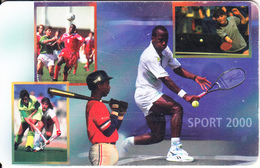 SOUTH AFRICA(chip) - Sport 2000(3), MTN Telecard, Chip SO3, Used - South Africa