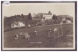 DISTRICT D'ORON - ORON LE CHATEL - TB - VD Vaud