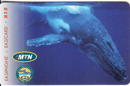 SOUTH AFRICA(chip) - Whale Route 4, MTN Telecard, Chip SO3, Tirage 50000, Used - South Africa