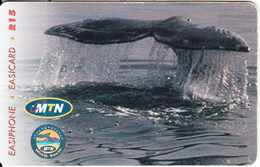SOUTH AFRICA(chip) - Whale Route 3, MTN Telecard, Chip SO3, Tirage 50000, Used - South Africa