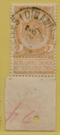 +MW-3684      *  CELLES (DINANT)  *    OCB 54   Sterstempel    COBA    + 15 - 1893-1907 Armoiries
