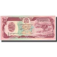 Billet, Afghanistan, 100 Afghanis, KM:58b, NEUF - Afghanistan