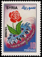 Syria 2000 Labour Day Unmounted Mint. - Syria