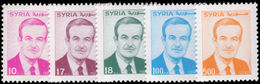 Syria 1995 President Assad Unmounted Mint. - Syria