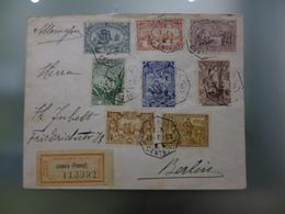 1898 - 4º CENTENÁRIO DO DESCOBRIMENTO DO CAMINHO MARÍTIMO PARA ÍNDIA - Lettres & Documents