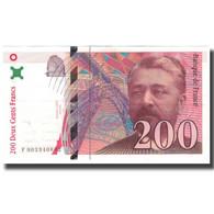 France, 200 Francs, Eiffel, 1995, TTB+, Fayette:75.1, KM:159a - 1992-2000 Dernière Gamme