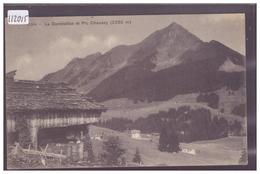 DISTRICT D'AIGLE - LA COMBALLAZ - TB - VD Vaud