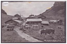 DISTRICT D'AIGLE - VACHES A BRETAYE - TB - VD Vaud