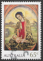 Australia 2018 Christmas 65c Type 1 Sheet Stamp Good/fine Used [40/32365/ND] - 2010-... Elizabeth II