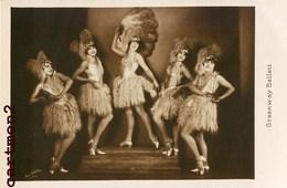 GREENWAY BALLETT CABARET PIN-UP SPECTACLE SHOW GIRLS BERLIN 1934 - Cabarets