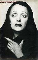 EDITH PIAF CHANTEUSE CELEBRITEE MARSEILLES 1943 - Cantanti E Musicisti