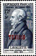 Tunisie Poste N** Yv:365 Mi:406 Journée Du Timbre Lavalette - Tunisia (1888-1955)