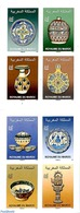 Morocco 2019 Pottery, Ceramics 8v In Booklet, (Mint NH), Art & Antique Objects - Ceramics - Stamp Booklets - Stamps
