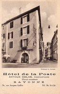 BAYONNE - Hôtel De La Poste - Bayonne
