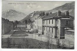 38 - GRENOBLE - La Tronche - Hôpital Militaire - 1915 (G79) - Grenoble