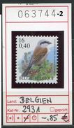 Buzin - Belgien - Belgique - Belgium - Belgie - Michel 2931  - Vögel Oiseaux Birds -  - ** Mnh Neuf Postfris - 1985-.. Vögel (Buzin)