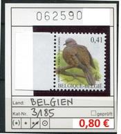 Buzin - Belgien - Belgique - Belgium - Belgie - Michel 3185  - Vögel Oiseaux Birds -  - ** Mnh Neuf Postfris - 1985-.. Vogels (Buzin)