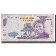 Billet, Malawi, 20 Kwacha, 2012, 2012-01-01, KM:57, B - Malawi