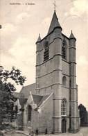 Saintes - L'Eglise (animée, Edit. Dubuquois 1912) - Tubize