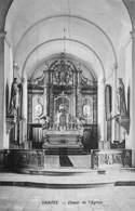 Saintes - Choeur De L'Eglise (Edit. Dubuquois 1912) - Tubize