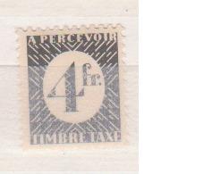 EMISSIONS GENERALES          N°  YVERT    TAXE   34      NEUF AVEC CHARNIERE       ( Ch 2/22 ) - Portomarken
