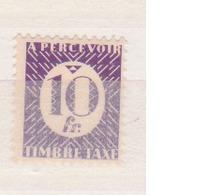 EMISSIONS GENERALES          N°  YVERT    TAXE   36      NEUF AVEC CHARNIERE       ( Ch 2/22 ) - Portomarken