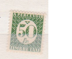EMISSIONS GENERALES          N°  YVERT    TAXE   38     NEUF AVEC CHARNIERE       ( Ch 2/22 ) - Portomarken