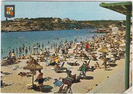 Gf. PORTO CRISTO. Detalle De La Playa. 2100 - Mallorca