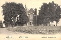 Waterloo - La Chapelle De Mont-St Jean (Nels, Précurseur) - Waterloo