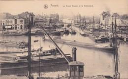 ANVERS - LE GRAND BASSIN ET LE  KATTENDYCK - Antwerpen