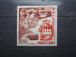 VEND BEAU TIMBRE DE MONACO N° 441 , X !!! - Ongebruikt