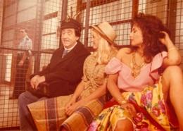 PHOTO DE PRESSE FILM SALUT LA PUCE  AVEC JEAN LEFEBVRE  PHOTO ORIGINALE 23.50 X 17 CM - Photos
