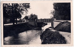 CHAMPFORGEUIL-LE PONT DU CANAL - Francia