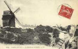 PARIS (XVIIIe) Le Moulin De La Galette - Arrondissement: 18