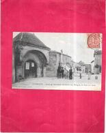 LIVERDUN - 54 - Porte De L'ancienne Résidence Des Eveques De TOUL - ARD1 - - Liverdun