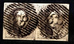 N° 6 Oblitération P88 De Ninove - 1851-1857 Medallions (6/8)