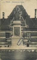 Vilvoorde - Vilvorde : Monument Jean Portaels - Vilvoorde
