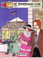 Victor Sackville 1 - De Zimmermann-code (1ste Druk) 1986 - Victor Sackville