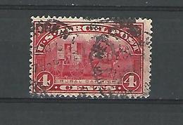 1913 RURAL CARRIER 4 OBLITÉRÉ - United States