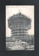 BRUSSEL - EXPOSITION DE BRUXELLES 1910 - L' ARBRE GEANT - 1910 (12.309) - Universal Exhibitions