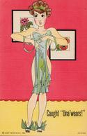 Comics Humor Comic Comique Humour - Sexy Lady Underwear - No. 2B-H1423 - 2 Scans - Humour
