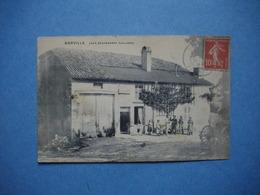 BARVILLE  -  88  -  Café Restaurant Gaillard  -  VOSGES - France