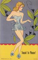 Comics Humor Comic Comique Humour - Sexy Lady Underwear - No. 2B-H1422 - 2 Scans - Humour