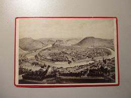 Photo Ancienne  - BESANCON - Photographie   - Ch. Rambaud - Papeterie  Libraire  16,2 X10,8 Cm (5360) - Photographs
