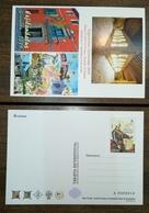 ¡NOVEDAD! ESPAÑA SPAIN ESPAGNE SPANIEN TARJETA DEL CORREO ENTERO POSTAL CARD 2019 INICIATIVA PRIVADA FESOFI - Stamped Stationery