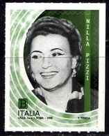 Italia 2019 Nilla Pizzi - 1946-.. République
